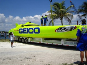 Super Boat in Clearwater