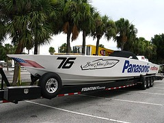Super Boat Races in Clearwater
