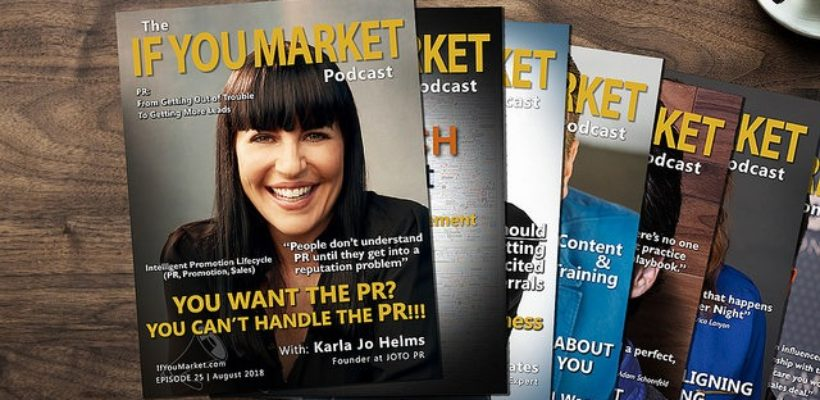 Learn More About PR with Karla Jo Helms