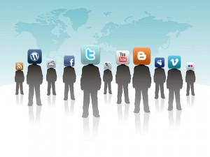 Big Companies and Social Media