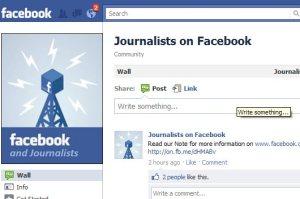 facebook journalists