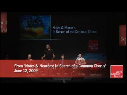 World Science Festival 2009: Bobby McFerrin Improvises A Cappella