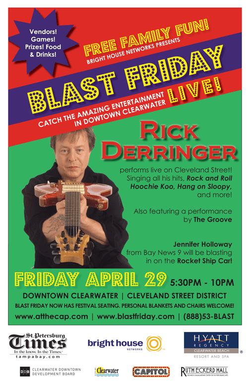 Blast Friday event