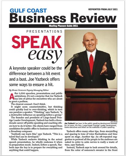 Gulf Coast Business Review