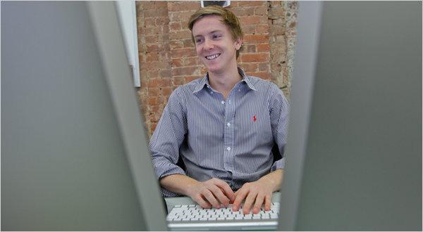 Chris Hughes, founder of Jumo,