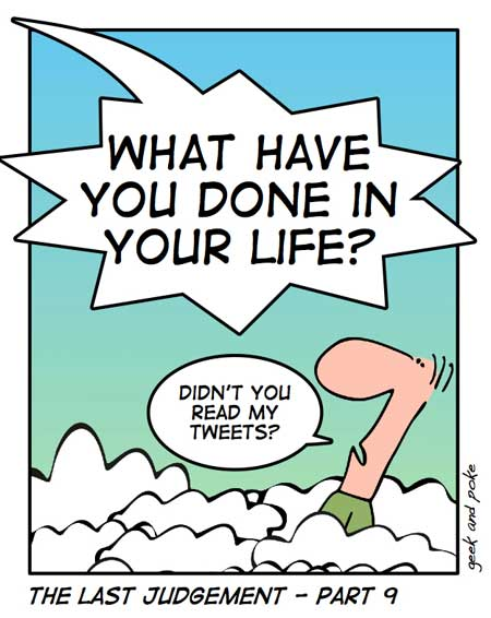 A Twitter Cartoon to Brighten Your Monday!