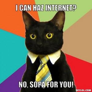 I can Haz Internet