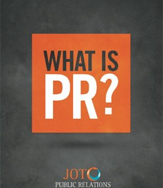 JoTo ToGo – Great Article on Using Social Media What is PR thumb