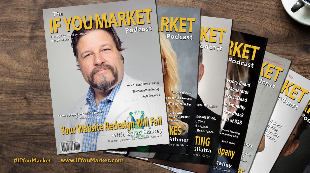 Brian Massey on the If You Market Podcast