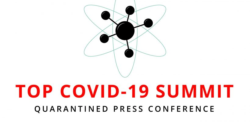 Industry Experts Weigh In On COVID-19 Response & Solutions During First of Press Conference Series