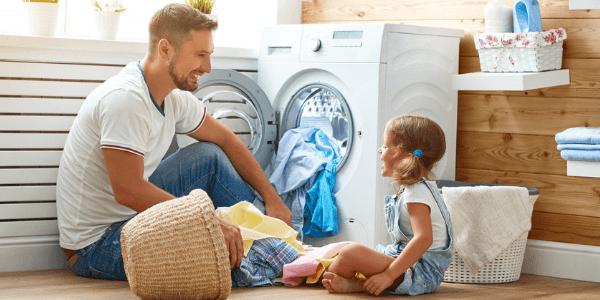 Laundry Dad