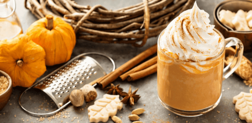 #PRWIN: Hose Off That Sand, It's Time for Pumpkin Spice! #Starbucks #Dunkin